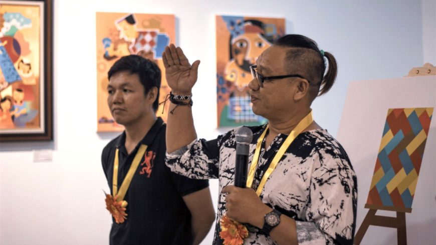 Emerging, Seasoned Filipino Visual Artists Support Launch of Online Art Marketplace