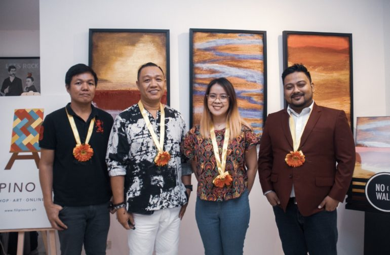 Filipino Visual Artists Can Now Promote, Sell Their Art Via FilipinoArt.ph