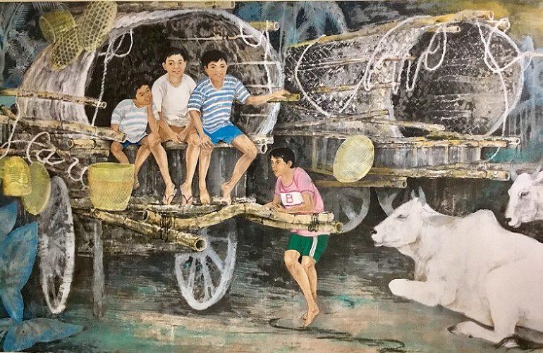 Renowned Filipino Chinese and Their Art