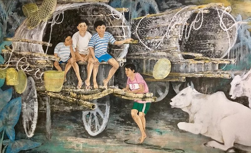 Renowned Filipino Chinese and Their Art