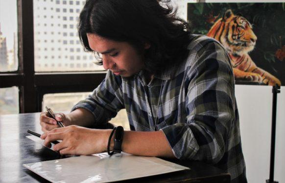 Meet Our Artist: Victor Raymundo