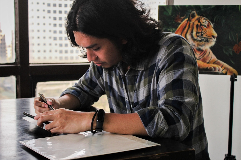 Meet Our Artist: Victor Raymundo