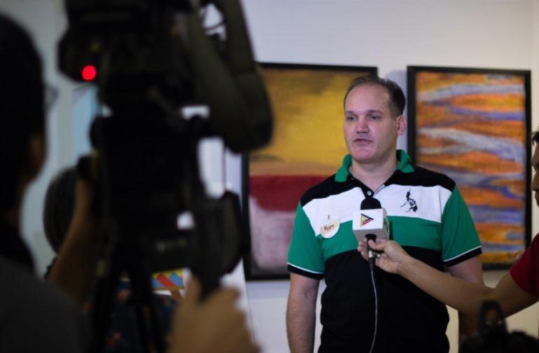 Q&A With Yuri Stegeman, Founder & CEO, FilipinoArt.ph