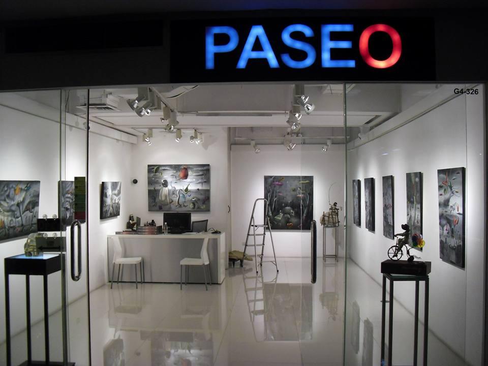 Paseo Art Gallery