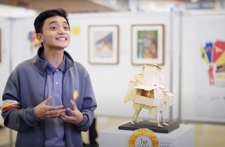 Pilipinas Shell Launches 53rd Edition of National Student Art Competition