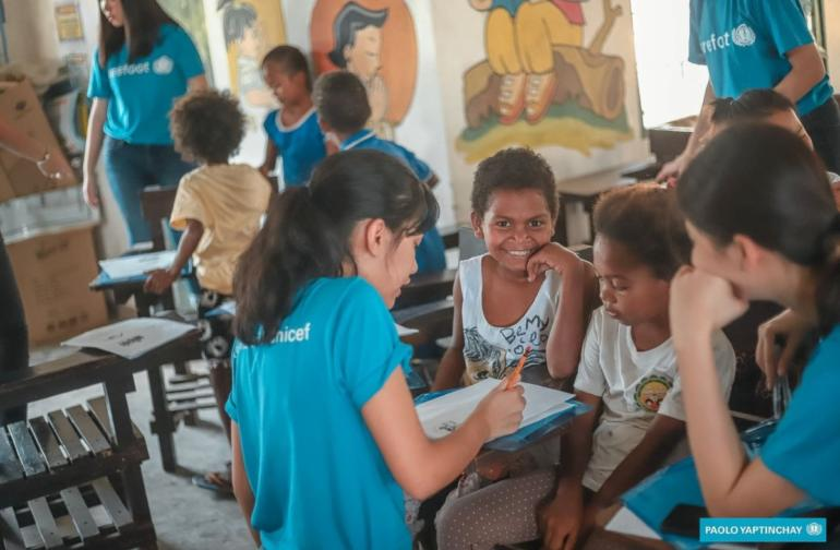 Barefoot Philippines Holds Art Auction Benefiting Typhoon Victims
