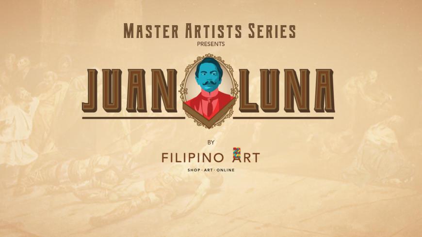 Infographic: Juan Luna's Masterpieces